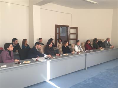 Rektörümüzün Yüksekokulumuzu ziyareti-Ocak 2016 - 27